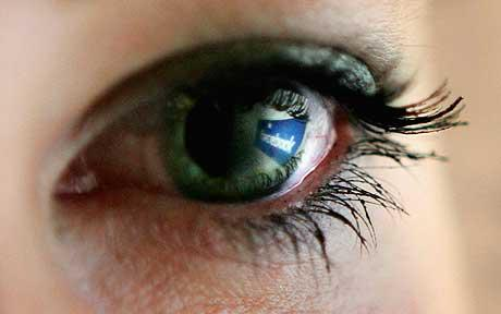 Facebook in Rearview Mirror